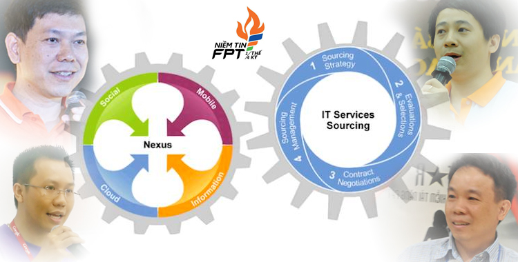 CTOs FPT and SMAC - Ngày công nghệ FPT 2014