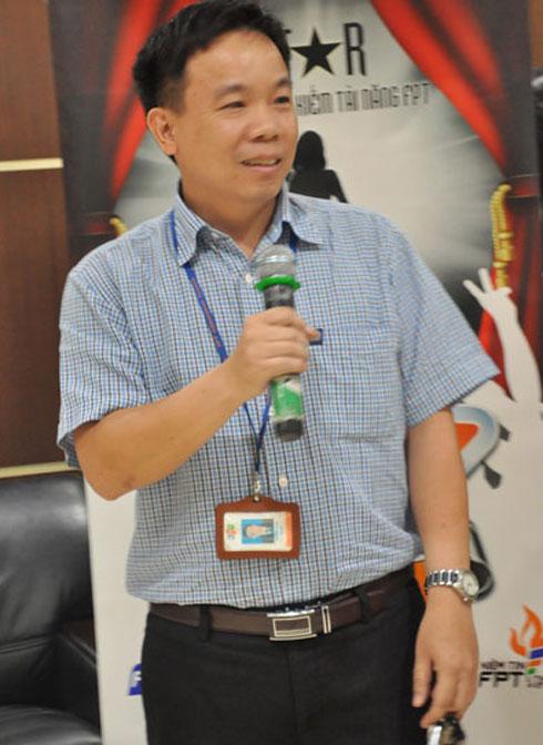 CTO Đào Gia Hạnh nhận định FPT IS sẽ mở rộng được sản phẩm, dịch vụ... với SMAC. Ảnh: C.T.