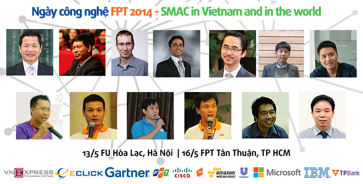 Ngày công nghệ FPT 2014 - SMAC in Vietnam and in the world