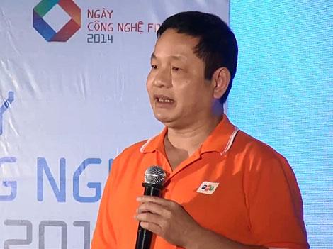 Chủ tịch FPT Trương Gia Bình - FPT Techday 2014