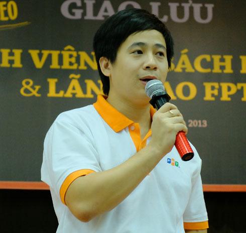 CTO FPT Software Lê Hồng Việt cho rằng SMAC mang lại cơ hội vô cùng lớn.