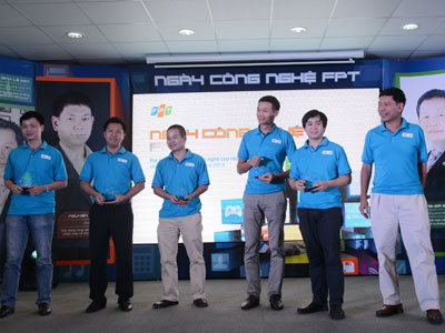 Ngày công nghệ FPT 2013 - Giám đốc Công nghệ các cty thành viên FPT