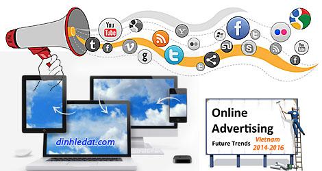 Xu hướng 4 màn hình và quảng cáo trực tuyến