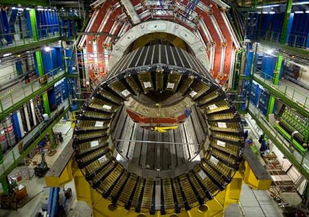 Large Hadron ColliderCERN, chiếc máy gia tốc hạt lớn nhất và mạnh nhất thế giới. Ảnh: CERN.
